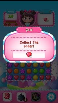 New Sweet Candy Pop: Puzzle World APK screenshot 1