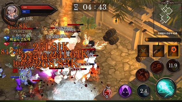 Dungeon Chronicle APK screenshot 1