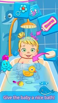 Nanny Daycare Dash: Crazy Babysitter Games APK screenshot 1