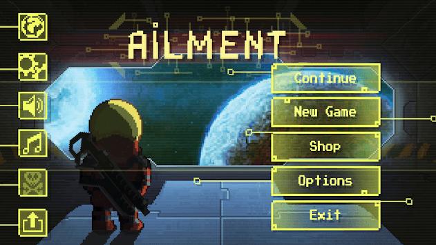 Ailment APK screenshot 1