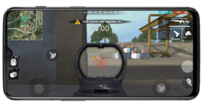 Guide For Free-Fire 2019 : Trucs and diamants .. APK screenshot 1