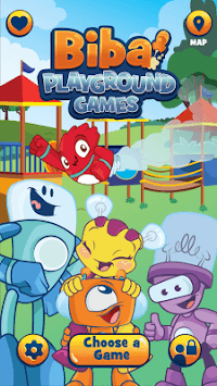 Biba Playground Games APK screenshot 1