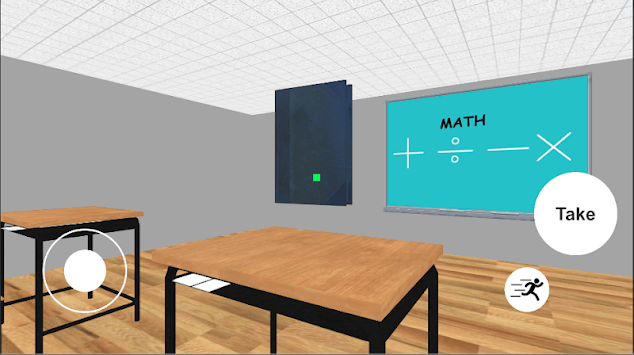 Mad Math Teacher - Solve Math & School Adventure APK screenshot 1