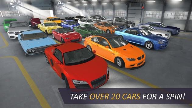 CarX Highway Racing APK screenshot 1