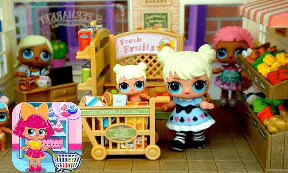 Surprise Game Shopping Supermarket APK screenshot 1
