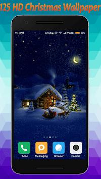 3d Merry Christmas wallpaper 🎅🎄 APK screenshot 1
