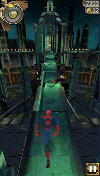 Temple Spider Run Jungle World APK screenshot 1