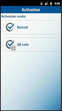 DP4Mobile Enterprise Sec. APK screenshot 1