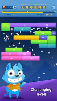 Bricks Breaker Legend APK screenshot 1