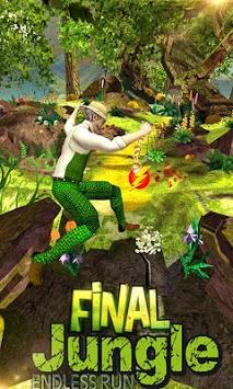 Temple Final Jungle Endless Run 2018 : Hero Run OZ APK screenshot 1
