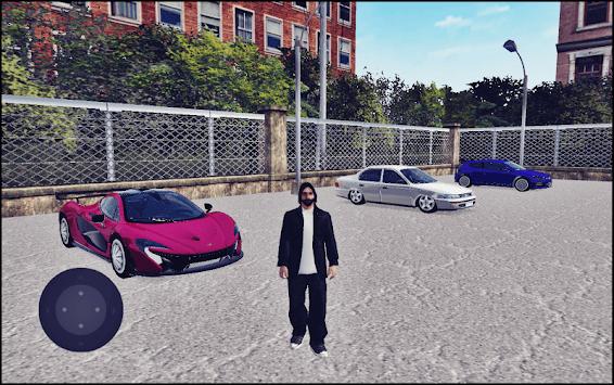 Corolla Drift & Driving Simulator APK screenshot 1
