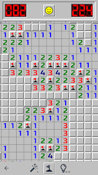 Minesweeper GO - classic mines game APK screenshot 1