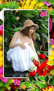 Love Flower Photo Frames APK screenshot 1