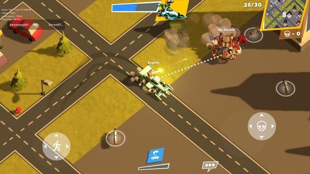 Battle Royale in Early Access APK screenshot 1