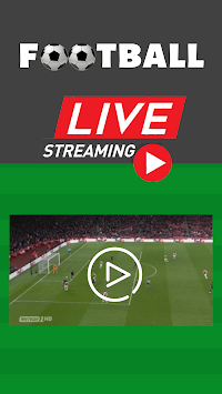 Live Football TV ⚽️ HD soccer Streaming APK screenshot 1