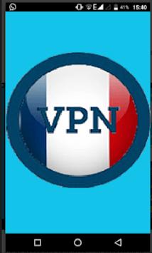France VPN Fast & Free APK screenshot 1