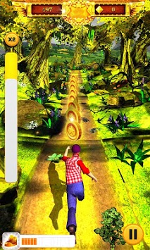 Temple Jungle Lost Run APK screenshot 1