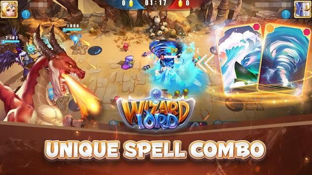 WizardLord: Cast & Rule APK screenshot 1