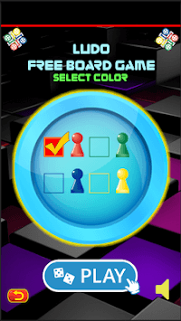 Free Ludo Board Game APK screenshot 1