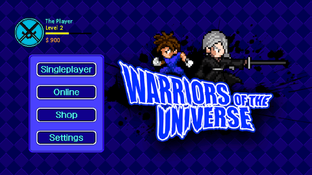 Warriors of the Universe Online APK screenshot 1