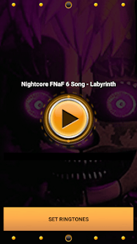Nightcore Freddy Five Nights 6 Song Ringtones APK screenshot 1