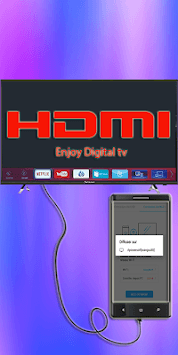 Hdmi screen connect - ( mhl/usb/otg/mirroring/ ) APK screenshot 1