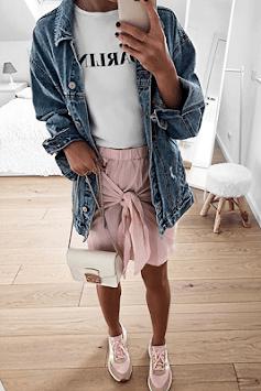 Teen Outfit Ideas Summer Fashion Trends APK screenshot 1