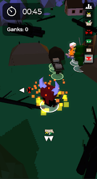 Evilgang.io - Become supreme evil crowd masters! APK screenshot 1