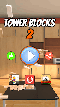 Jungoo: Tower Blocks 2 APK screenshot 1
