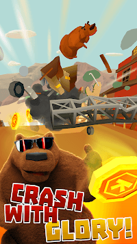 Crashing Season Run APK screenshot 1