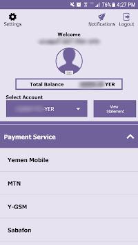 Kuraimi Jawal Application APK screenshot 1