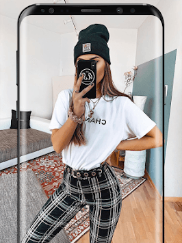 Teen Outfit Styles 2019-2020 APK screenshot 1