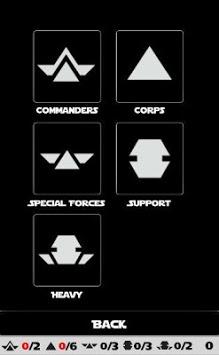 Star Wars Legion Builder APK screenshot 1