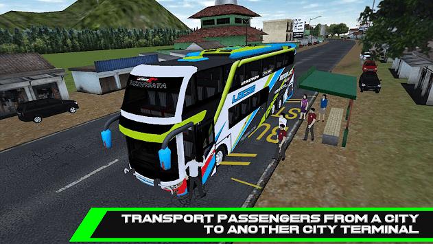 Mobile Bus Simulator APK screenshot 1