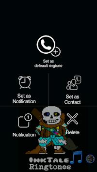 InkSansLovania InkTale Ringtones APK screenshot 1