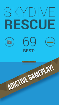 Skydive Rescue APK screenshot 1