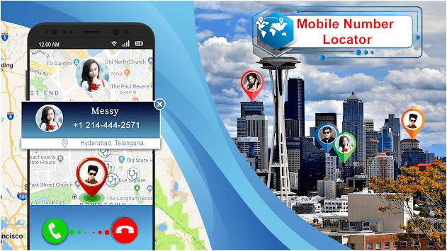 Mobile GPS Locator, Maps, Caller ID & Call Blocker APK screenshot 1