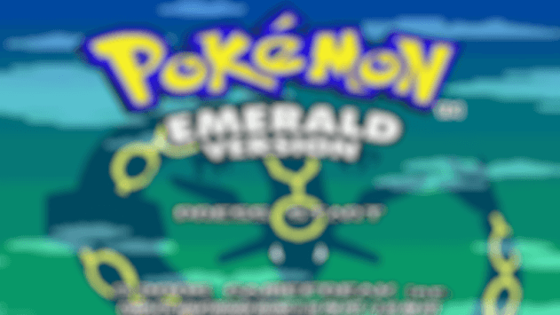 Emerald emulator APK screenshot 1