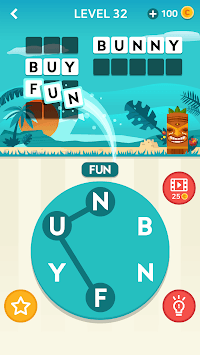 WORD TOWER - World Trip APK screenshot 1