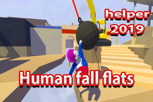 Human Fall Flat 2019 New Helper APK screenshot 1