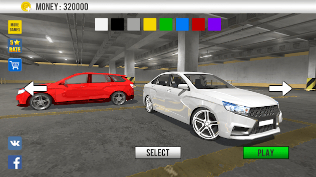 Vesta Racing APK screenshot 1