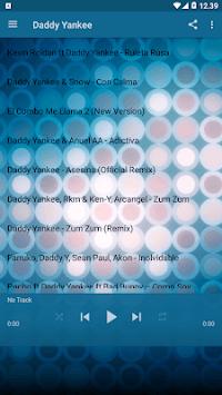 Daddy Yankee, - 'Con Calma. APK screenshot 1