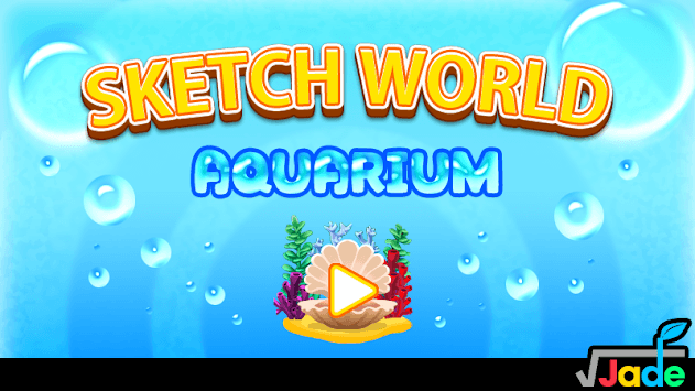 Sketch World : Aquarium APK screenshot 1