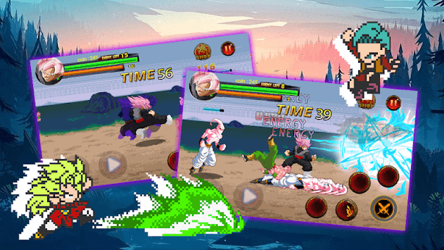 Rose Heroes Z: Ko Battle APK screenshot 1