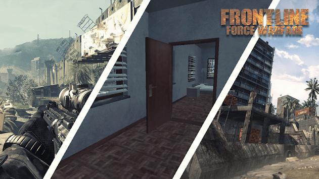Frontline Force Warfare APK screenshot 1