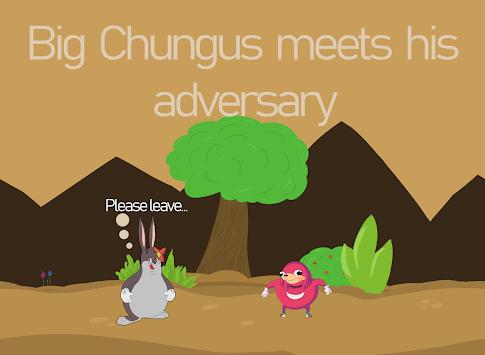 Chungus Jump APK screenshot 1