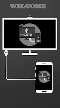 TV HDMI - MHL- USB - Connector APK screenshot 1