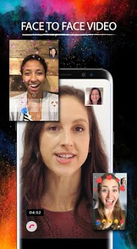 New FaceTime Free Video Call & Chat advice APK screenshot 1