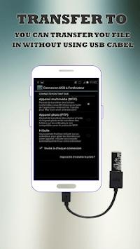 USB Connector phone to TV - HDMI-OTG-SCREEN-MHL APK screenshot 1