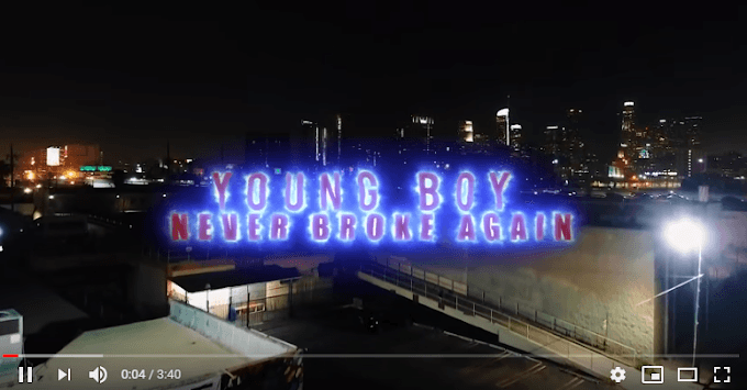 YoungBoy Never Broke mp3 music APK screenshot 1